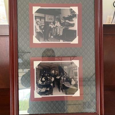 SALOON FRAMED PICTURES 21