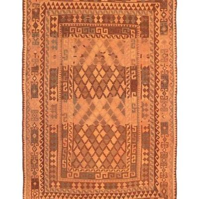 Fine quality, Afghan Hand Knotted Kilims, 9'2