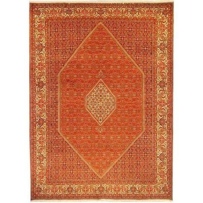 Fine quality,  Persian Hand Knotted Bidjar Fine Quality Wool & Silk  Rugs, 6' X 9'                          on Perfect Conditions  Retail...