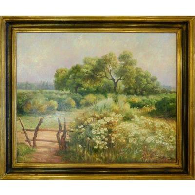 Spanish Andalucia oil Painting, by Rafael Atensia from cordoba (1954). This Spanish traditional oil painting is a one of the kind hand...