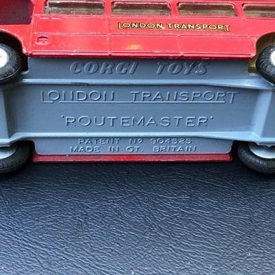 Corgi Toy- London Transport RouteMaster