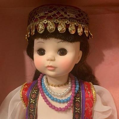 Antique Madame Alexander dolls