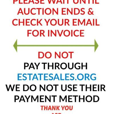 PAYMENT NOTICE