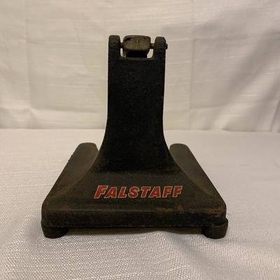 Falstaff Cast Iron Can Opener - Vintage