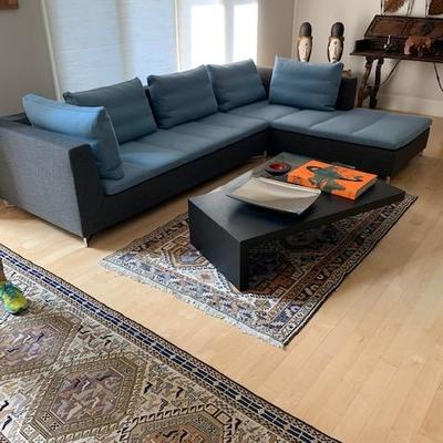 FENG Sectional Seating by Didier Gomez for Ligne Roset $4000