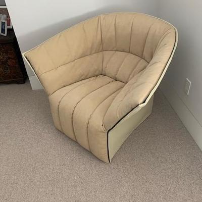 Ligne Roset MOEL Arm Chair by Inga Sempe'  $2500