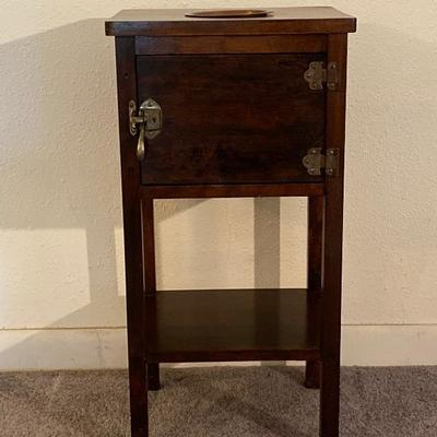Antique Cigar/Tobacco Humidor Cabinet