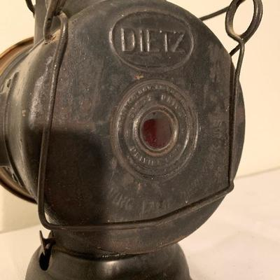 Dietz Vintage Vehicle  Lamp
