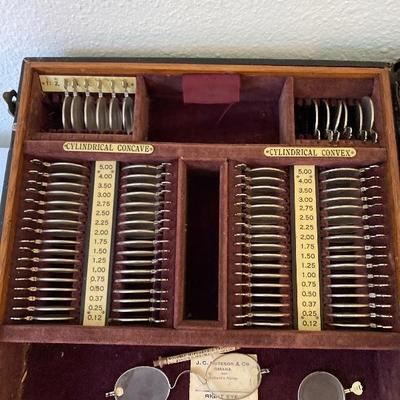 1930s Ophthalmologists Kit - Very Cool Collectible to Have
