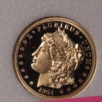 Gold $5 Morgan 11