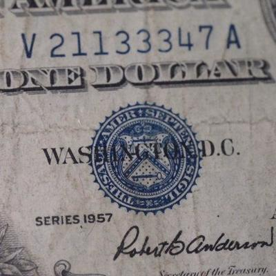 Silver Certificate 13
