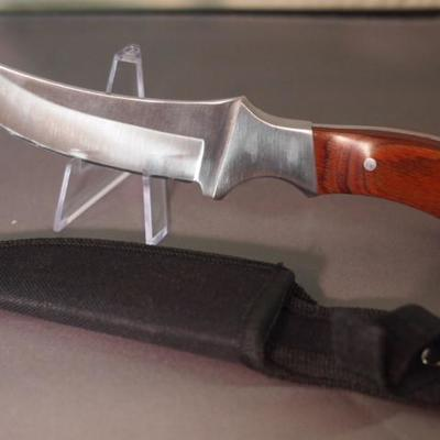 440 Stainless Steel Sheath Knife 17