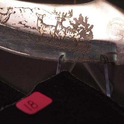 Older Sheath knife  18