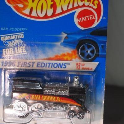 Hot Wheels 1996        25