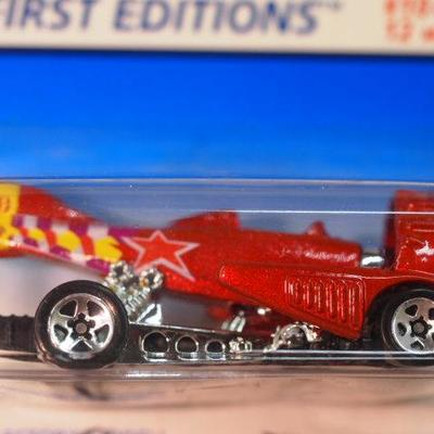 Hot Wheels 1996 First Edition 34