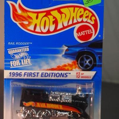 Hot Wheels 1996 First Edition 35