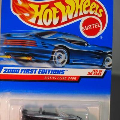 Hot Wheels 2000 First Edition 36