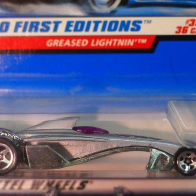 Hot Wheels 2000 First Edition 37