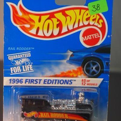 Hot Wheels 1996 First Edition 38