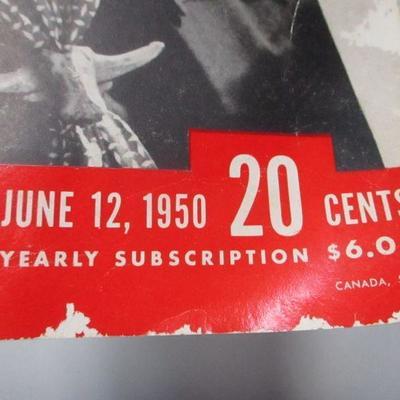 Lot 11 - Life Magazines - John Wayne - Hopalong Cassidy