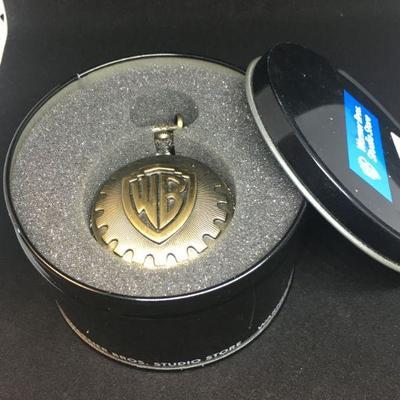 Warner Bros Pocket Watch