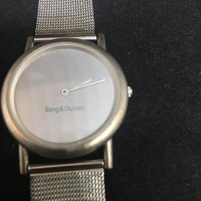 B&O Wrist Watch