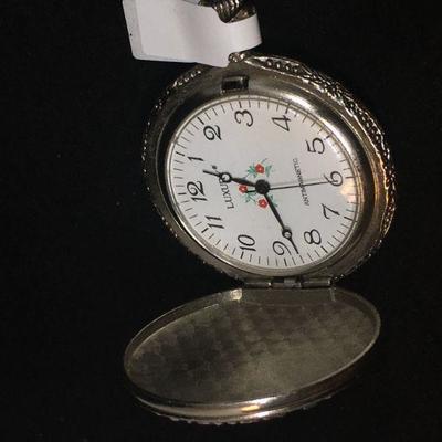 Luxury Antimagnetic Pocket Watch