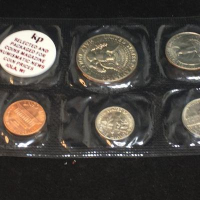 Mint Set of Uncirculated US Coins 2