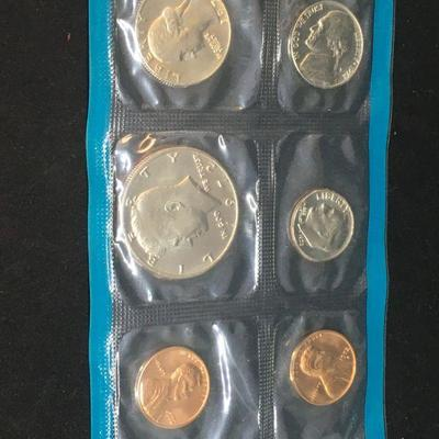 Mint Set of Uncirculated US Coins 3
