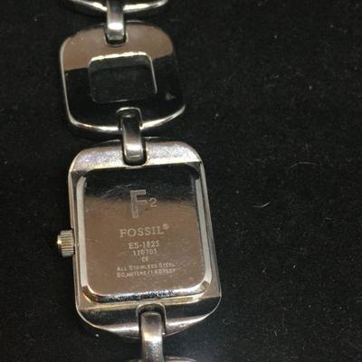 Fossil Wrist Watch 1