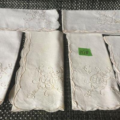 K18: Vintage napkins (6)