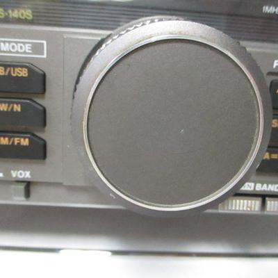 Lot 2 - Kenwood HF Tranceiver Model TS 140S Ham Radio