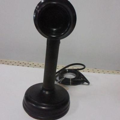 Lot 6 - T45 Microphone With PL-68 Cord Plug