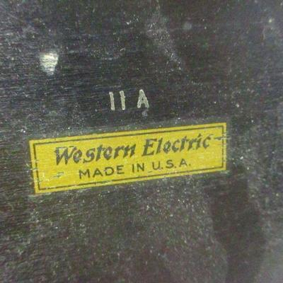 Lot 17 - Western Electric Sounder 20 OHMS