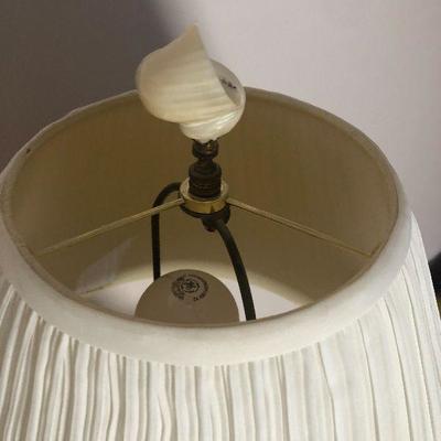 RB4: Porcelain Bounty of Fruit Lamp
