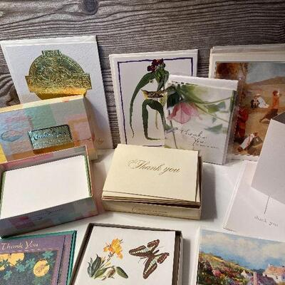 RB6: Lot of Greeting Cards