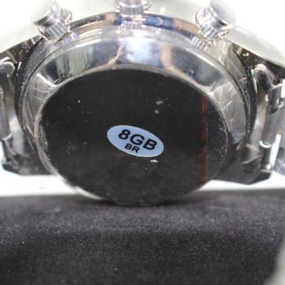 LOT#A8: NOS High-Tide SC Spy Watch