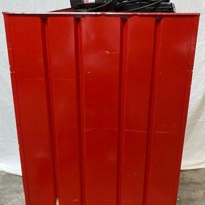 LOT#R15: Craftsman Tool Chest with Tools
