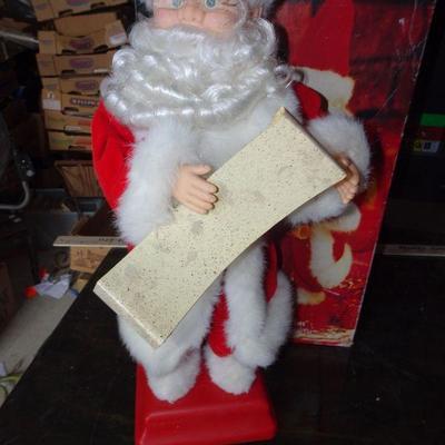 Mechanical Santa
