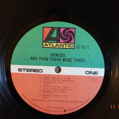 Genesis ~ And Then There Were Three...