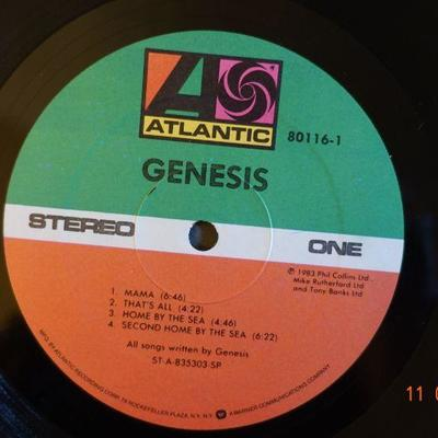 Genesis ~ Self Titled
