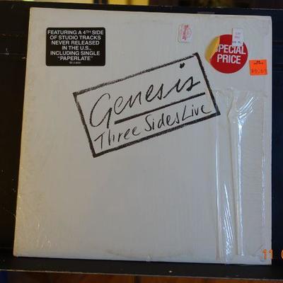 Genesis ~ Three Sides Live