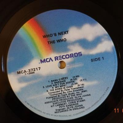 The Who ~ Who's Next