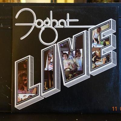 Foghat ~ LIVE