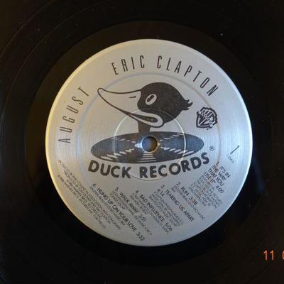 Eric Clapton ~ August