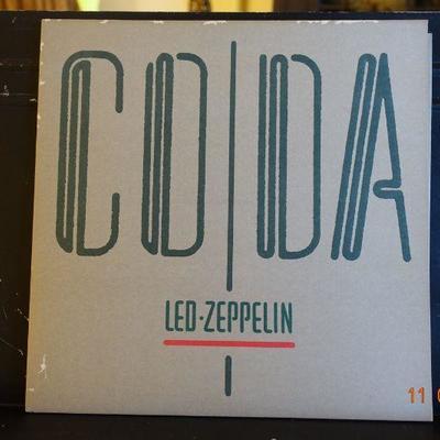 Led Zeppplin ~ CODA