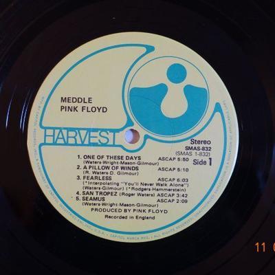 Pink Floyd ~ Meddle