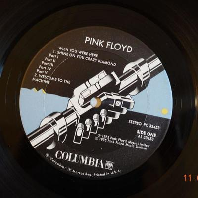 Pink Floyd ~ Wish You Were Here