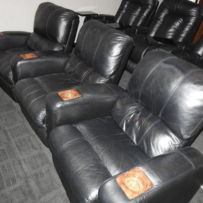 Lane Theatre Chairs **PRICE REDUCED**