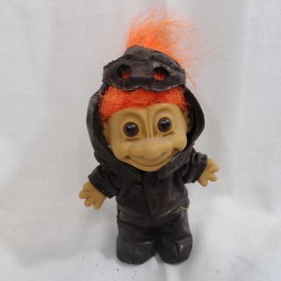 Lot 325 Harley Troll Doll